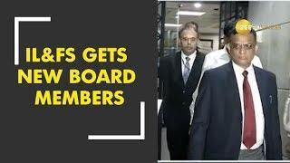 IL&FS gets new board members