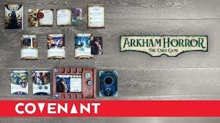 Learning Arkham: What is the Arkham Horror Card Game?
