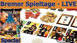 Bremer Spieltage LIVE - Board Game Circus - Ruchlos