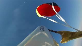 High Power Rocket flight with on board video