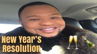 Andrew Caldwell's New Year's Resolution 2019