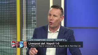 Nicol: Van Dijk tackle was 'borderline red' | ESPN FC