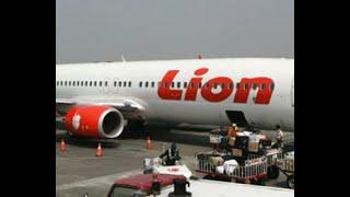 Indonesia Lion Air flight with 188 on board crashes into sea