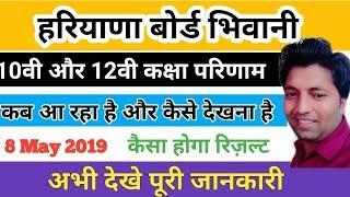 Haryana board 10th and 12th class result news l BSEH result l Hbse result