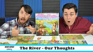 The River - Our Thoughts (Board Game)