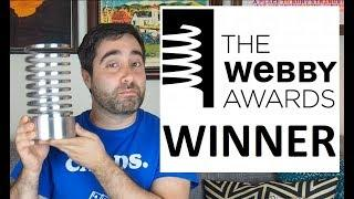 "The Dragon's Tomb Won ""Best Board Game Channel"" Webby Award / Patreon Announcement"