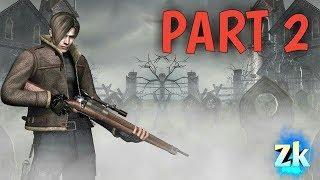 Resident Evil 4 Live Stream #Ep2