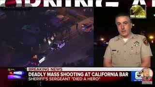 Borderline Bar Shooting Police Interview Breakdown, POLICE CRISIS ACT TOO!!
