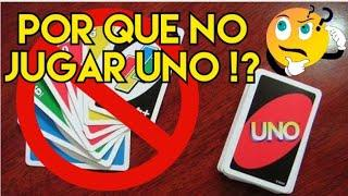 This can happen to you if you play UNO cards / board games / briscas / playing cards / naipes