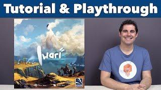 Iwari Tutorial & Playthrough - JonGetsGames