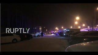 LIVE: Flight Su1515 lands in Khanty-Mansiysk after emergency on board – STAKEOUT