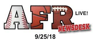 AFR Sports Board Game News for 9/25/18: Diggin' Deep Returns!