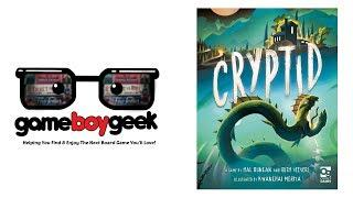 Cryptid Review with the Game Boy Geek