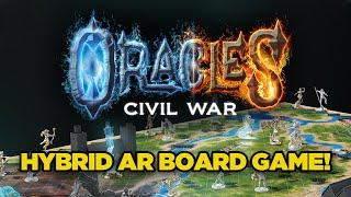 Oracles: Civil War - Board Games Meet Augmented Reality