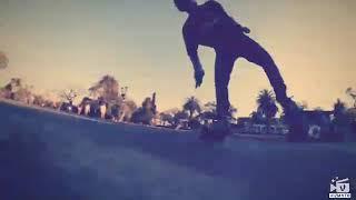 Skate board stund  video by Ganesh sharma