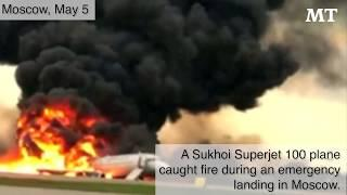 41 Confirmed Dead After Russian Aeroflot Plane Lands With Fire On Board