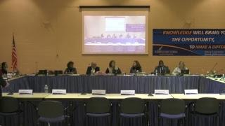 Elizabeth Public Schools Board of Education Meeting Live 12-17-2018