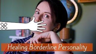Healing Borderline Personality Disorder