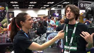 Gencon 2018 - Board Game Interviews (Bezier Games, Jackbro, Foolish Panda Games, Maclays Games)