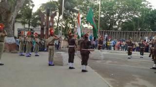 Bangladesh India border video