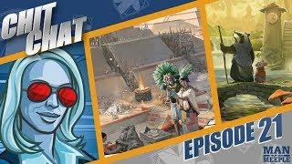 Chit Chat - Episode 21 - Party Games ARE fun and the incredible games that we play!