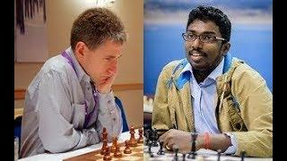 Isle Of Man 2018: Michael Adams vs Adhiban Baskaran