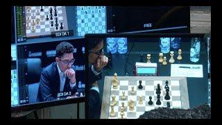 Highlights video World Chess Championship 2018 - Round- up of Day 5