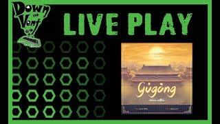 Gugong Board Game Live Play Through