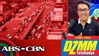 SLEx traffic 'almost back to normal': toll board | DZMM