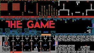 ASHWORLD - The Game (Game board Live)
