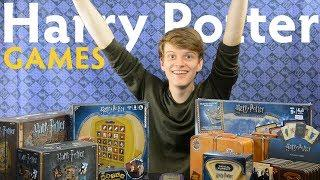 Harry Potter Games Boardgames and Playing cards