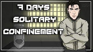 ???? 7 Days in Isolation Solitary Confinement Challenge Live Stream????