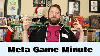 Do Games Make you do Research? (Meta Game Minute)
