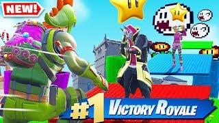 Fortnite MARIO PARTY Board GAME MODE w/Ssundee *NEW* In Fortnite Battle Royale