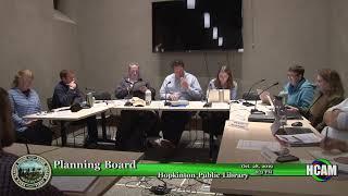 Planning Board: October 28, 2019 - LIVE