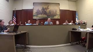 Planning Board June 3, 2019 Flemington Borough Live Stream