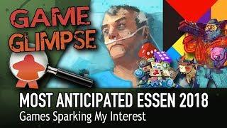 MOST ANTICIPATED GAMES ESSEN 2018 - Board Game wants Essen Spiel