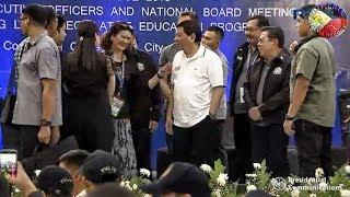 PRESIDENT DUTERTE GRACES 2nd NATIONAL BOARD MEETING iN ILOILO CITY