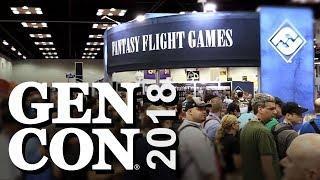 GenCon 2018: Fantasy Flight Games ReCap