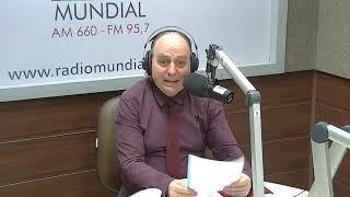 A Pessoa Borderline, André Keppe,Rádio Mundial,(23-11-2018)