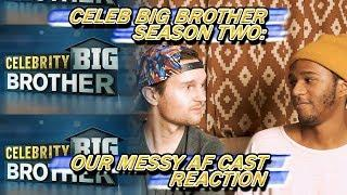BB Celeb Cast Reaction - Warning: We get MESSY and maybe borderline offensive