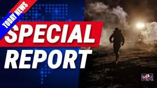 Mass Invasion Force Swarms Border AGAIN – US Forces ATTACKED, Fire GAS