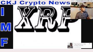 IMF Bullish on Crypto Ripple XRP on High level Advisory board. CKJ Crypto News