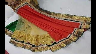 Latest Party Wear Sarees Online Shopping    Designers Party Half Sarees Online Price