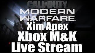 Call Of Duty Modern Warfare: Xbox One Xim Apex Live Stream