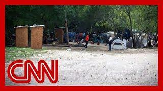 Conditions worsen for asylum seekers along the US-Mexico border