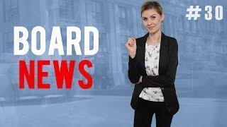 BOARD NEWS 30 - Gry planszowe, wiadomości i nowości.