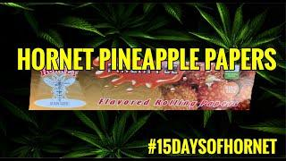 4K HORNET PINEAPPLE FLAVORED PAPERS