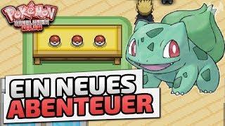 Ein neues Abenteuer - ♠ Pokemon Revolution #001 ♠ - Deutsch German - Dhalucard