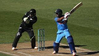 Cricbuzz LIVE: NZ v IND, 5th ODI, Mid-innings show